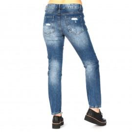Skinny Jeans με Σκισίματα