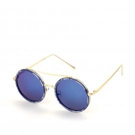 Γυαλιά Ηλίου με Στρογγυλό Φακό