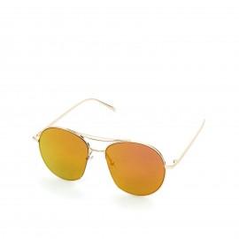 Γυαλιά Ηλίου με Οβάλ Φακό