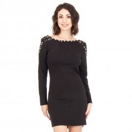 Μαύρο Mini Φόρεμα με...