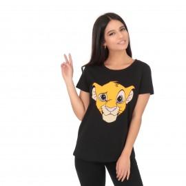 tsh-lion (blk)