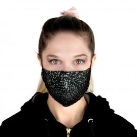 Μαύρη Fashion Υφασμάτινη...