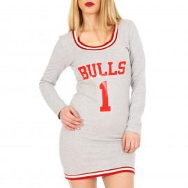 Γκρι Μπλουζοφόρεμα Bulls