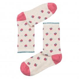 sock-129 (strawberry)