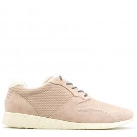 Μπεζ Δερμάτινα Sneakers Gant