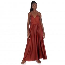 Εκάι Σατέν Maxi Φόρεμα με...