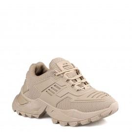 Μπεζ Chunky Sneakers Envie...