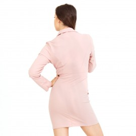 Nude Mini Φόρεμα