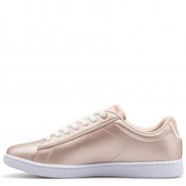 Χάλκινα Δερμάτινα Sneakers Lacoste