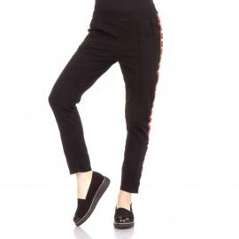 Μαύρο Παντελόνι Φόρμα
