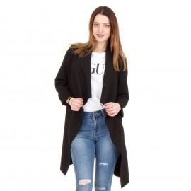 Μαύρο Oversized Σακάκι