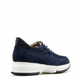 Μπλε Δετά Sneakers
