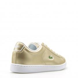 Χρυσά Sneakers Lacoste