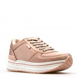 Ροζ Σατέν Sneakers B3D by Xti