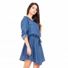 Τζιν Mini Φόρεμα