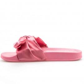 Ροζ Sliders με Σατέν Φιόγκο
