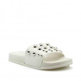 Λευκό Sliders με Τρουκς