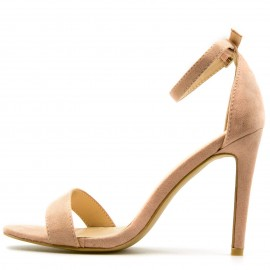 Ροζ Ψηλοτάκουνο Πέδιλο