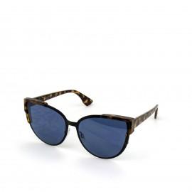 Λεοπάρ Γυαλιά Ηλίου με Μπλε Φακό