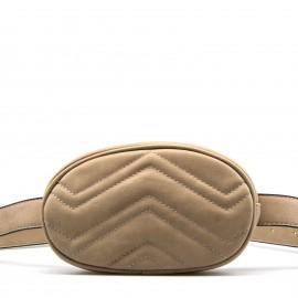 Belt Bag στο Χρώμα του Πούρου