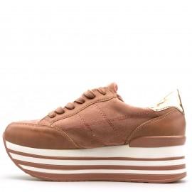 Ρόζ Δίπατα Sneakers