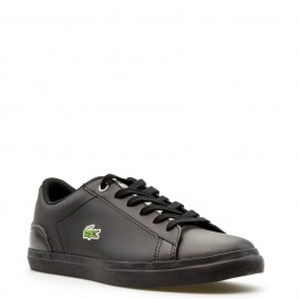 Μαύρα Sneakers Lacoste