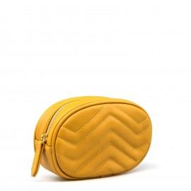 Κίτρινο Belt Bag