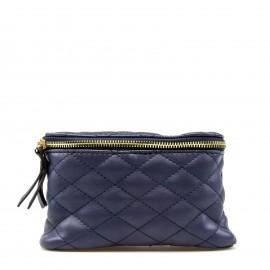 Μπλε Belt Bag