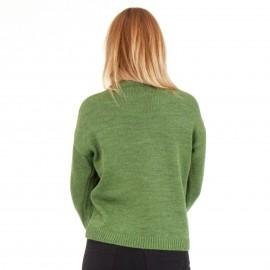Πράσινη Μπλούζα με Πέρλες