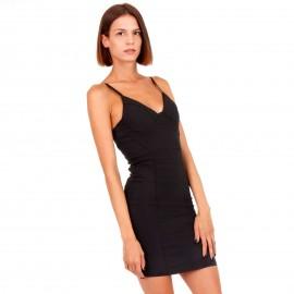 Μαύρο Mini Φόρεμα