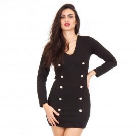 Αρχική   ΡΟΥΧΑ ΦΟΡΕΜΑΤΑ ΦΟΡΕΜΑΤΑ Μαύρο Blazer Φόρεμα. Silia D · drs-710 (blk)  ... 3d58387f91f