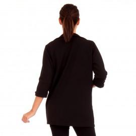 Μαύρο Σακάκι με Τσέπες