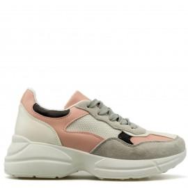 Δίχρωμα Sneakers