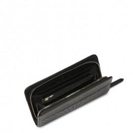 Μαύρο Πορτοφόλι Paul's Boutique Carla Purce Black Quilted Loxwood