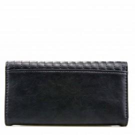 Μαύρο Πορτοφόλι με Τρουκς