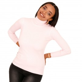 Ρόζ Ripped Μπλούζα Ζιβάγκο