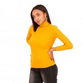 Κίτρινη Ripped Μπλούζα Ζιβάγκο