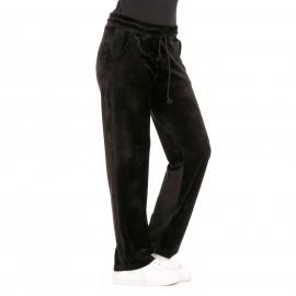 Μαύρο Βελούδινο Παντελόνι Φόρμα