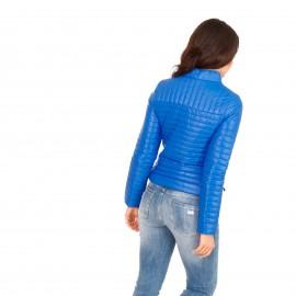 Μπλε Ρουά Puffer Jacket