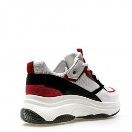 Δίχρωμα Δίπατα Sneakers