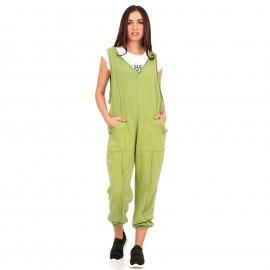Πράσινη Ολόσωμη Φόρμα