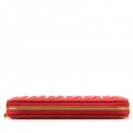 Κόκκινο Πορτοφόλι με Τρούκς