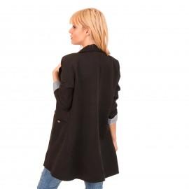 Μαύρο Blazer Σακάκι