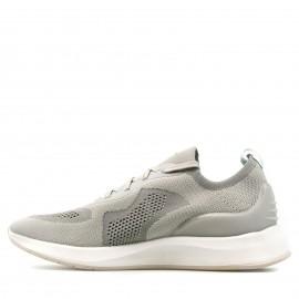 Γκρι Sneakers Tamaris με Δίχτυ
