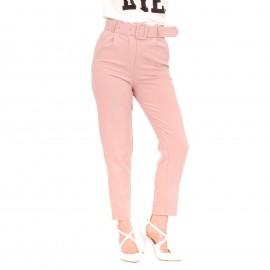 Ρόζ Παντελόνι με Ζώνη