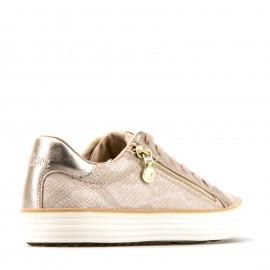 Χάλκινα Sneakers S.Oliver με Φίδι