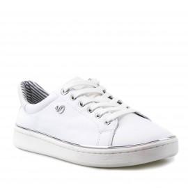 Λευκά Δετά Sneakers s.Oliver