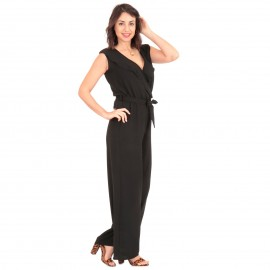 Μαύρη Ολόσωμη Φόρμα Κρουαζέ