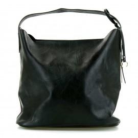 Μαύρη Τσάντα Ώμου με...