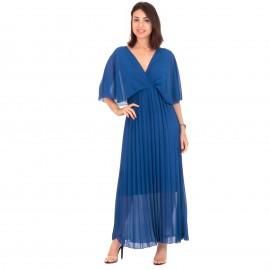 Μπλε Ρουά Maxi Φόρεμα...